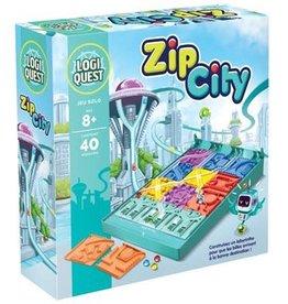 Mixlore Précommande: Logiquest: Zip City (FR)