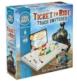 Mixlore Précommande: Logiquest: Ticket To Ride: Track Switcher (EN)