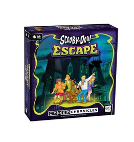 USAopoly Précommande: Scooby-Doo: Escape (FR)