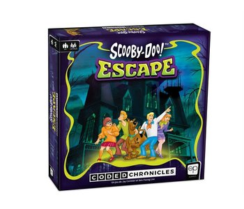 Précommande: Scooby-Doo: Escape (FR)