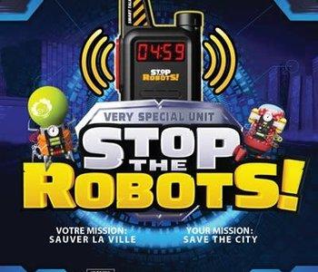 Précommande: Stop The Robots (ML)