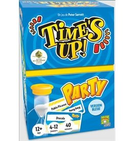 Repos Production Précommande: Time's Up Party 1 (FR)