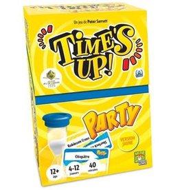 Repos Production Précommande: Time's Up Party Québec (FR)
