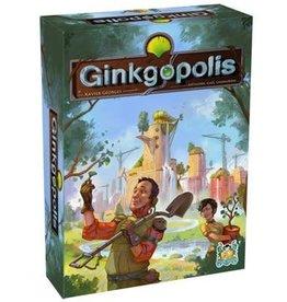 Pearl Games Précommande: Ginkgopolis (EN)