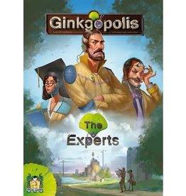 Pearl Games Précommande: Ginkgopolis: The Experts (EN)