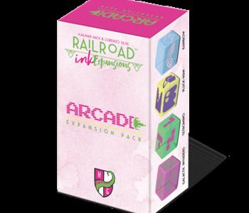 Railroad Ink: Ext. Arcade (EN)