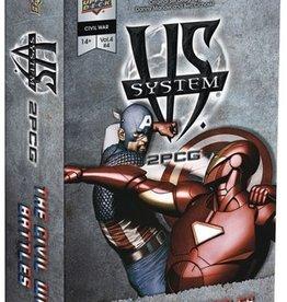 Upper Deck VS System 2PCG: Marvel: The Civil War Battles (EN)