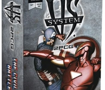 VS System 2PCG: Marvel: The Civil War Battles (EN)