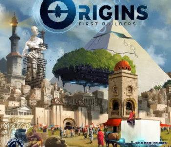 Précommande: Origins: First Builders (EN)