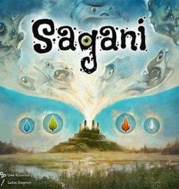 Funforge Précommande: Sagani (FR)