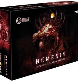 Funforge Précommande: Nemesis: Ext. Carnomorphes (FR)