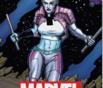 Précommande: Marvel Champions: LCG: Nebula (FR)