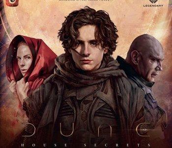 Précommande: Dune: House Secrets (EN)