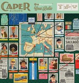Keymaster Games Précommande: Caper Europe (EN)