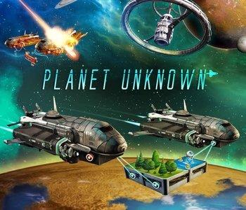 Précommande: Planet Unknown (EN)