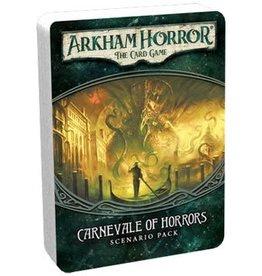 Fantasy Flight Games Précommande: Arkham Horror LCG: Carnevale Of Horrors (EN)