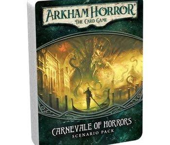 Précommande: Arkham Horror LCG: Carnevale Of Horrors (EN)