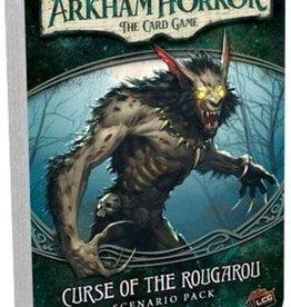 Fantasy Flight Games Précommande: Arkham Horror LCG: Curse Of The Rougarou Scenario Pack (EN)