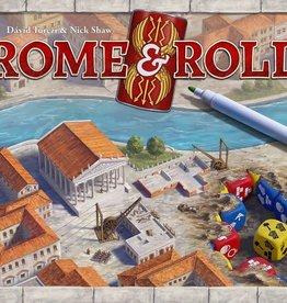 PSC Games Précommande: Rome & Roll (EN)