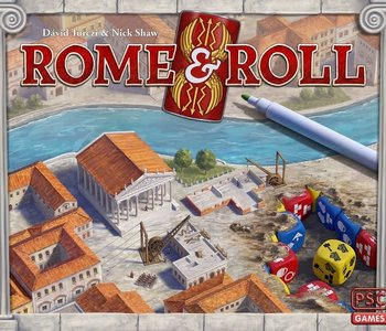 Précommande: Rome & Roll (EN)