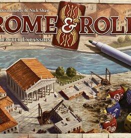 PSC Games Précommande: Rome & Roll Ext. Characters (EN)