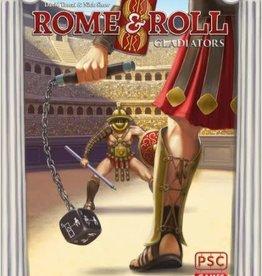 PSC Games Précommande: Rome & Roll: Ext. Gladiators (EN)