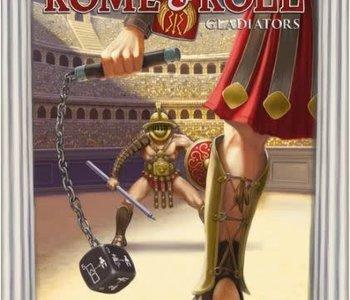 Précommande: Rome & Roll: Ext. Gladiators (EN)