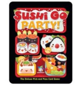 Gamewright Sushi Go: Party! (EN) boite endommagé