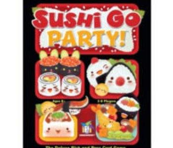 Sushi Go: Party! (EN) boite endommagé