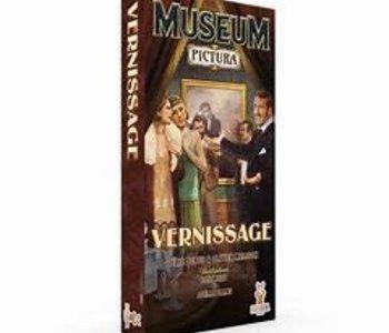 Précommande: Museum Pictura: Ext. Vernissage (FR)