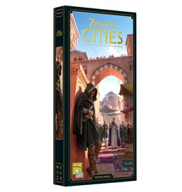 Repos Production 7 Wonders: New Edition: Ext. Cities (EN)
