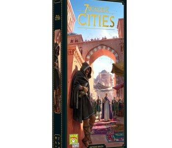 7 Wonders: New Edition: Ext. Cities (EN)