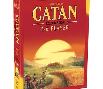 Catan: Ext. 5-6 players (EN)