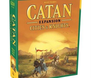 Catan: Ext. Cities  & Knights (EN)