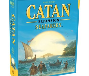 Catan: Ext. Seafarers (EN)