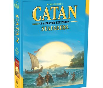 Catan: Ext. Seafarers 5-6 players (EN)