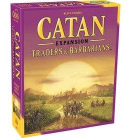 Catan Studio Catan: Ext. Traders & Barbarians (EN)