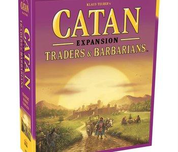 Catan: Ext. Traders & Barbarians (EN)