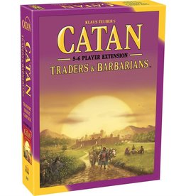 Catan Studio Catan: Ext. Traders & Barbarians 5-6 players (EN)
