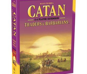 Catan: Ext. Traders & Barbarians 5-6 players (EN)