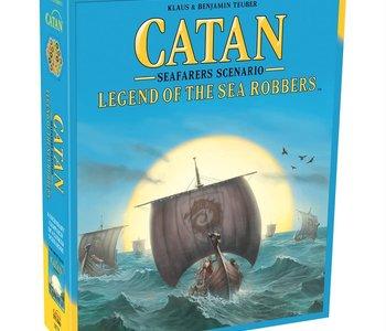 Catan: Ext. Legend Of The Sea Robbers (EN)