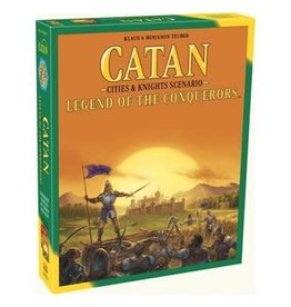 Catan Studio Catan: Ext. Legend Of The Conquerors (EN)