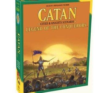 Catan: Ext. Legend Of The Conquerors (EN)
