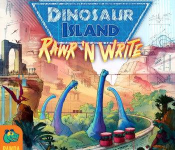 Précommande: Dinosaur Island: Rawr N Write (EN)