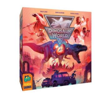 Précommande: Dinosaur World (EN)