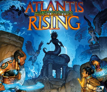 Précommande: Atlantis Rising: Ext. Monstrosities (EN)
