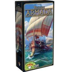 Repos Production 7 Wonders: Ext. Armada (EN) (1ere version)