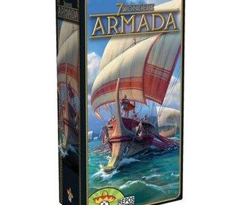 7 Wonders: Ext. Armada (EN) (1ere version)