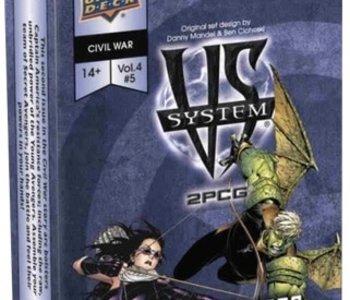 VS System 2PCG: Marvel: Secret Avengers (EN)