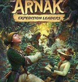 Czech Games Edition Précommande: Lost Ruins Of Arnak: Ext. Expedition Leaders (EN)